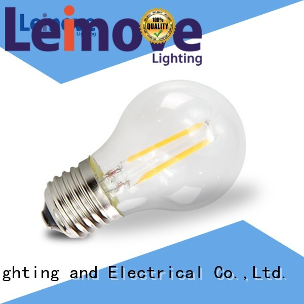 glass bulb light rgb Leimove Brand led light bulbs for home supplier