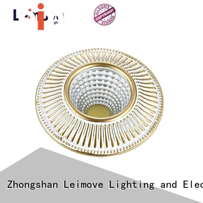 spot led gold led Leimove Brand