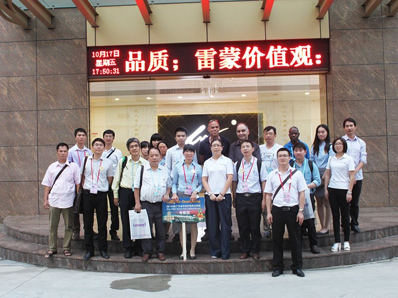 Foreign purchasing group
