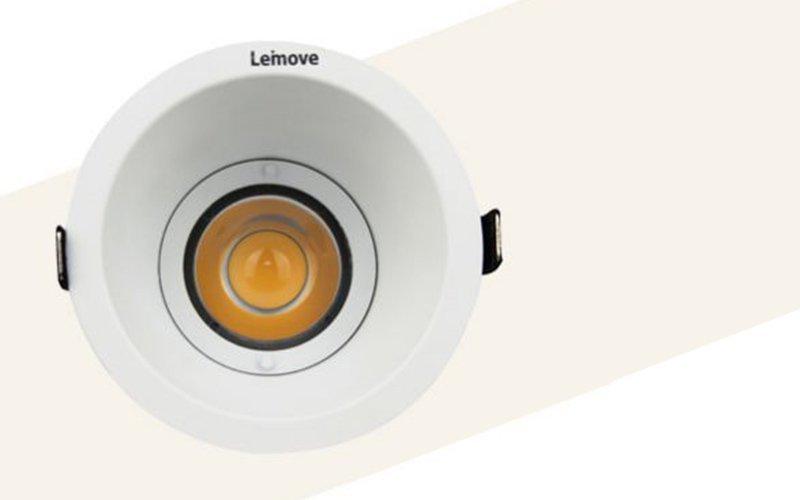 slim silvergold spot led Leimove Brand