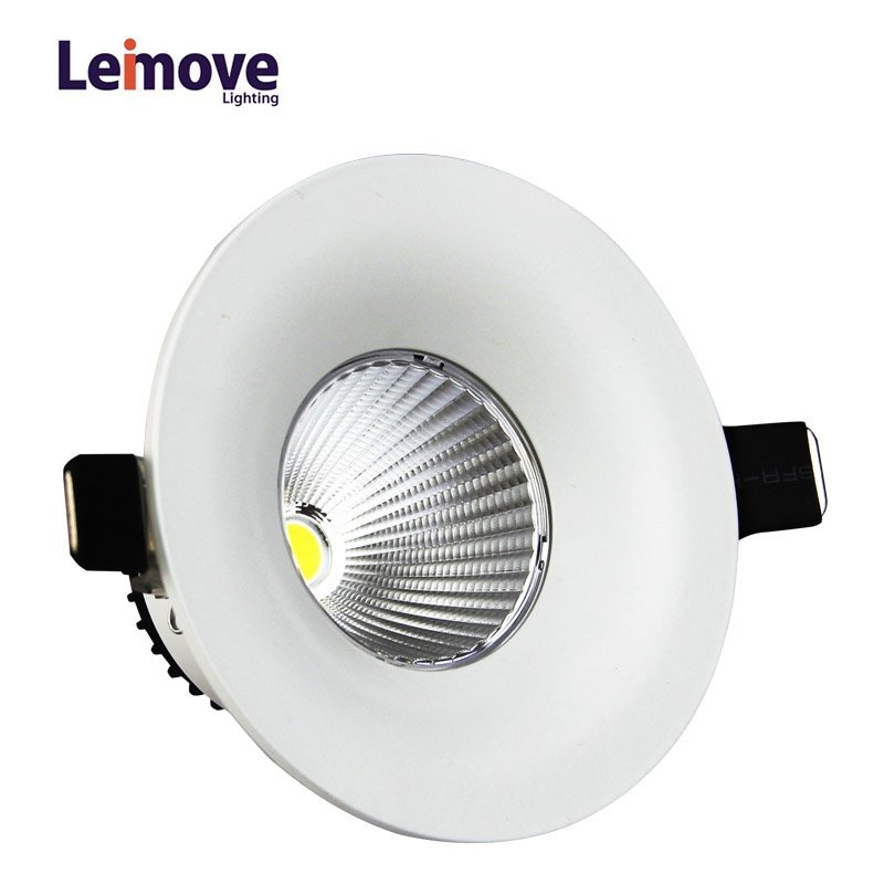 2 years warranty CE RoHS 5W Cob adjustable Led Downlight  LM7004