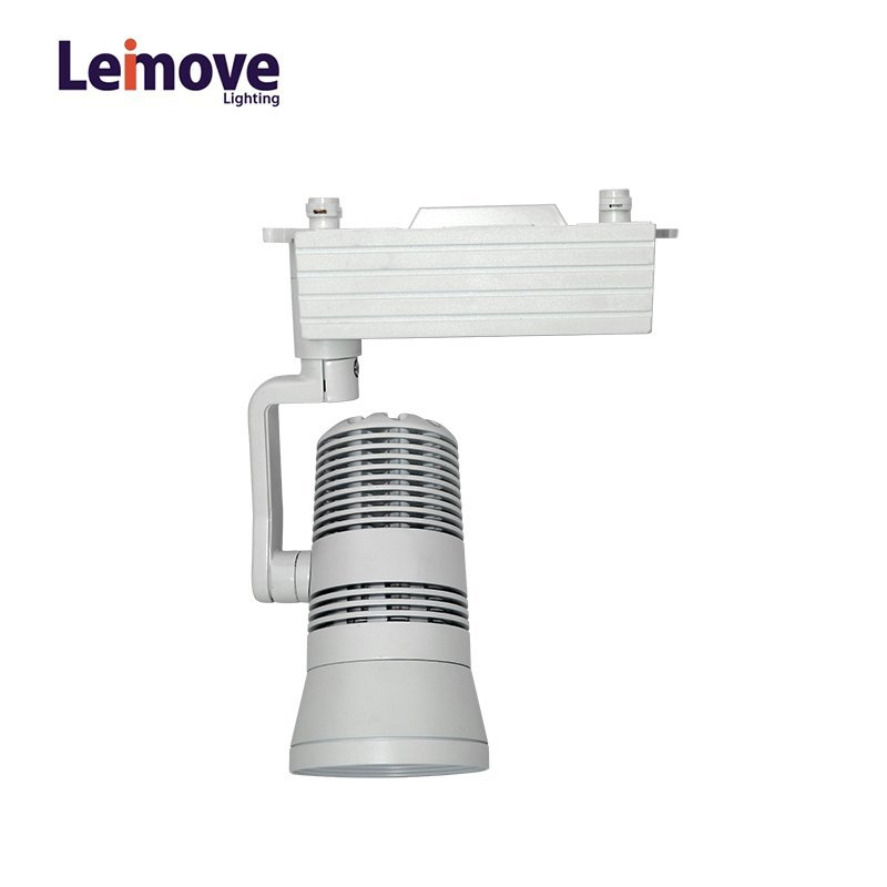 High CRI 30W Commercial Dimmable LED Track Lighting Fixture   LM-TG9013