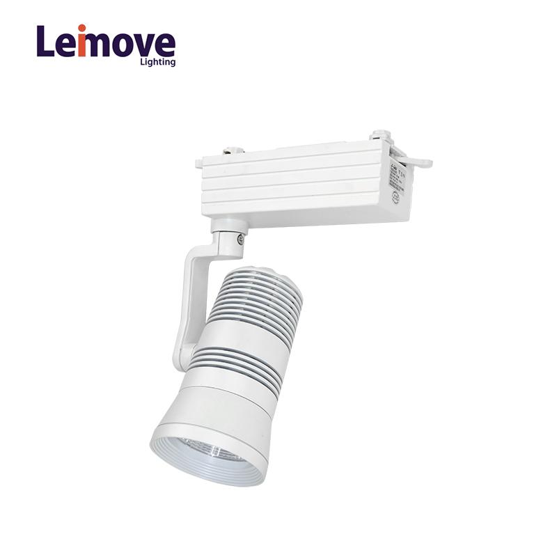 Leimove Brand adjustable lens custom led kitchen track lighting
