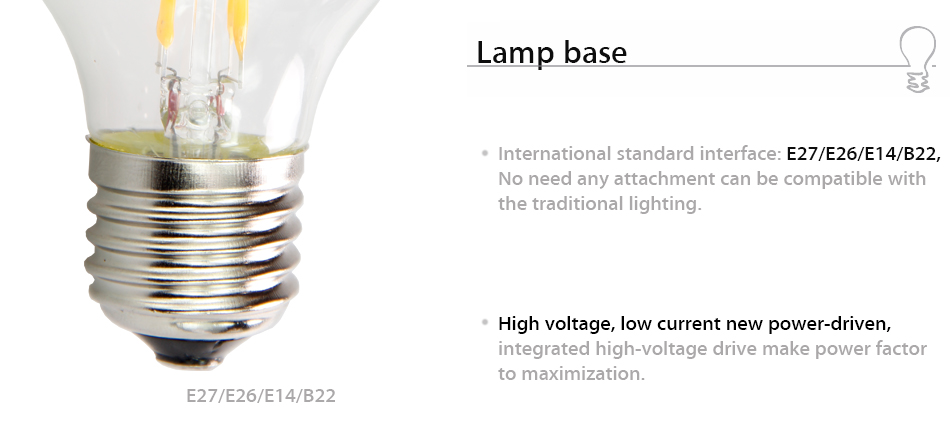 glass bulb light rgb Leimove Brand led light bulbs for home supplier