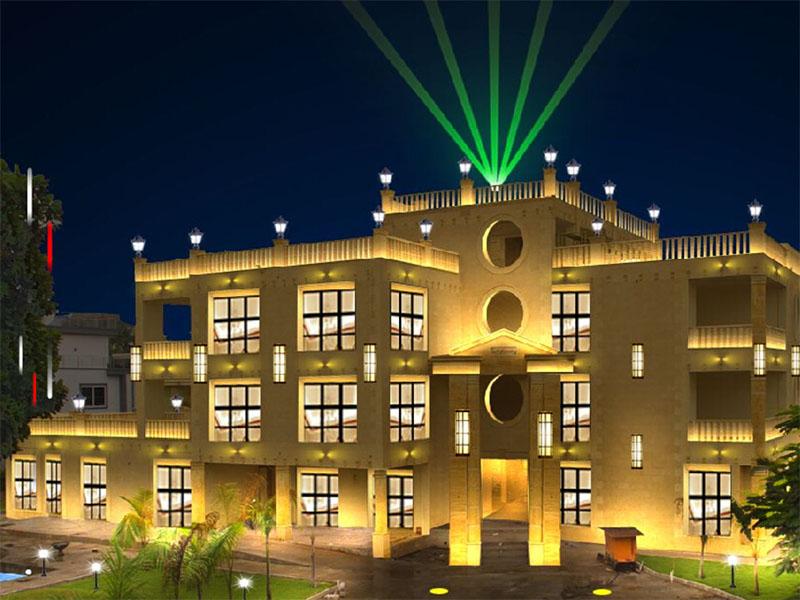 Egyptian villa project case
