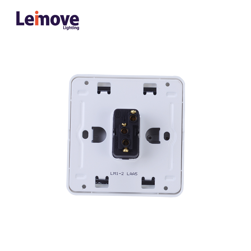 10A One Gang 2 Way Electrician Wall Switch