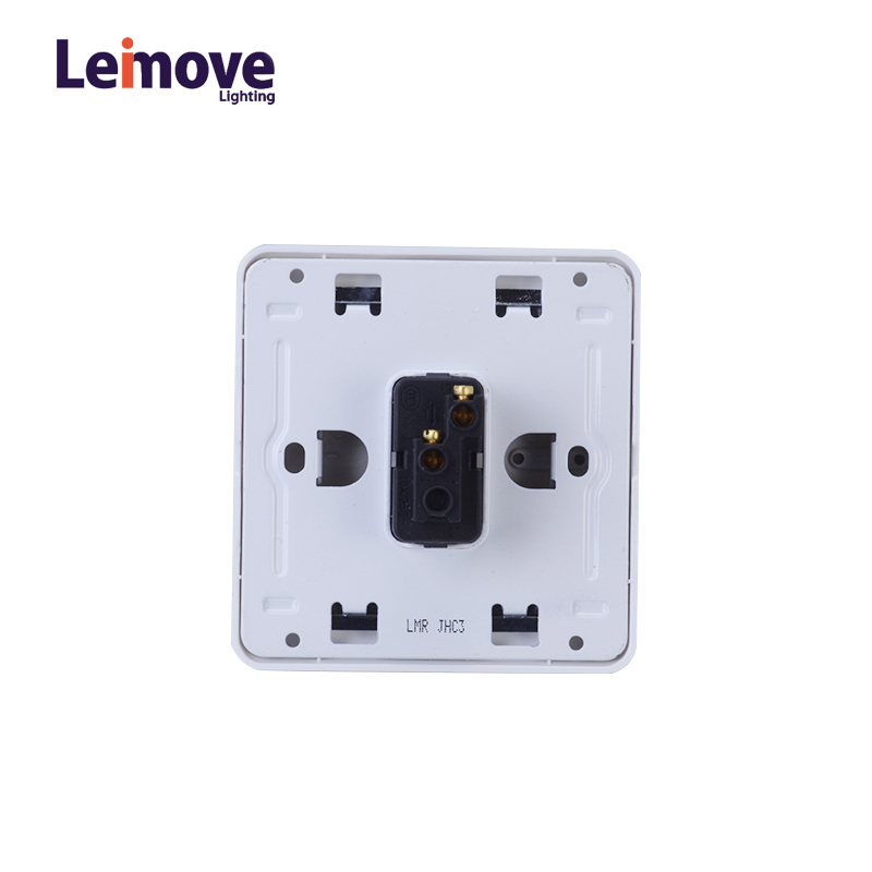 10A One Way 1 gang Door Bell Wall Switch