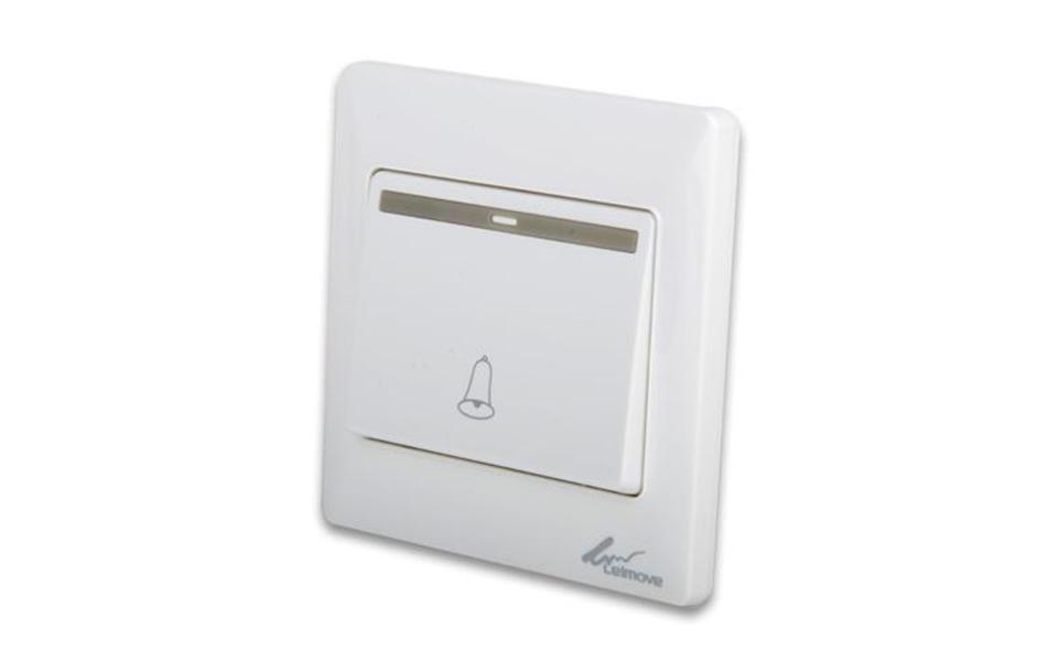 light switch plates bell pc Leimove Brand