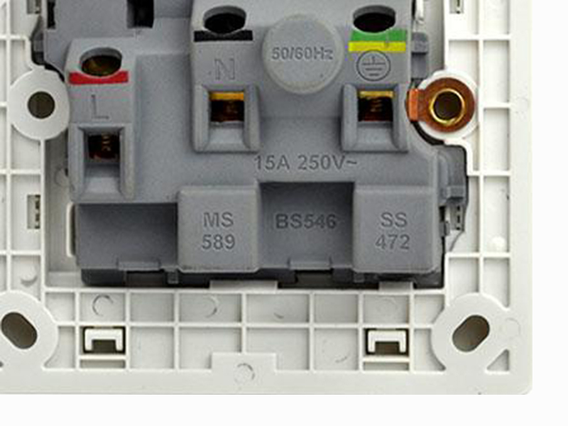 Leimove Brand electric electrical socket outlet manufacture