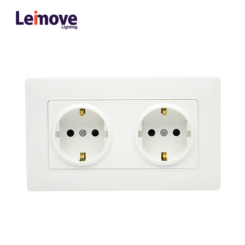 220V 16A Electrical Extention Replace Fluorescent Light Socket