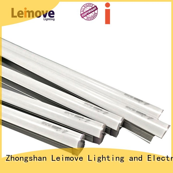 led aluminum light Leimove Brand led tube light set