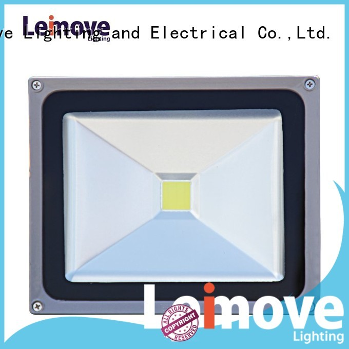 light flood cerohscqc OEM dimmable led flood lights Leimove