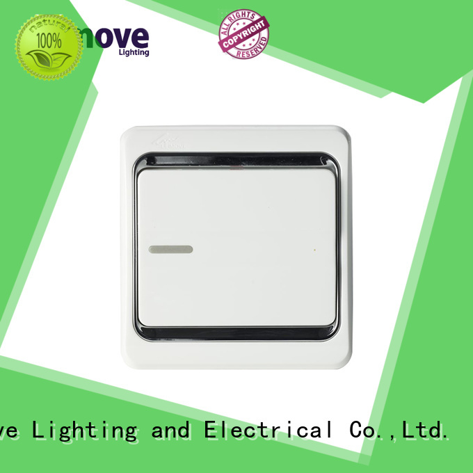 single light switch door year Leimove Brand switches and sockets