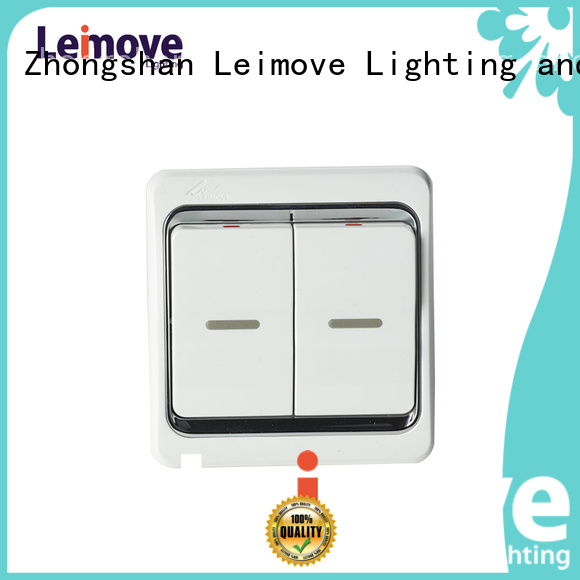bell gang way single light switch Leimove Brand