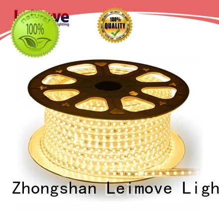 low consumption Leimove Brand battery led strip lights factory