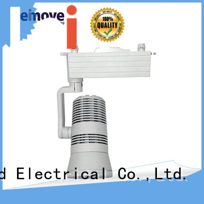 dimmable warranty adapter OEM led track light Leimove