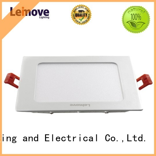 rohs panel Leimove Brand best led downlights factory