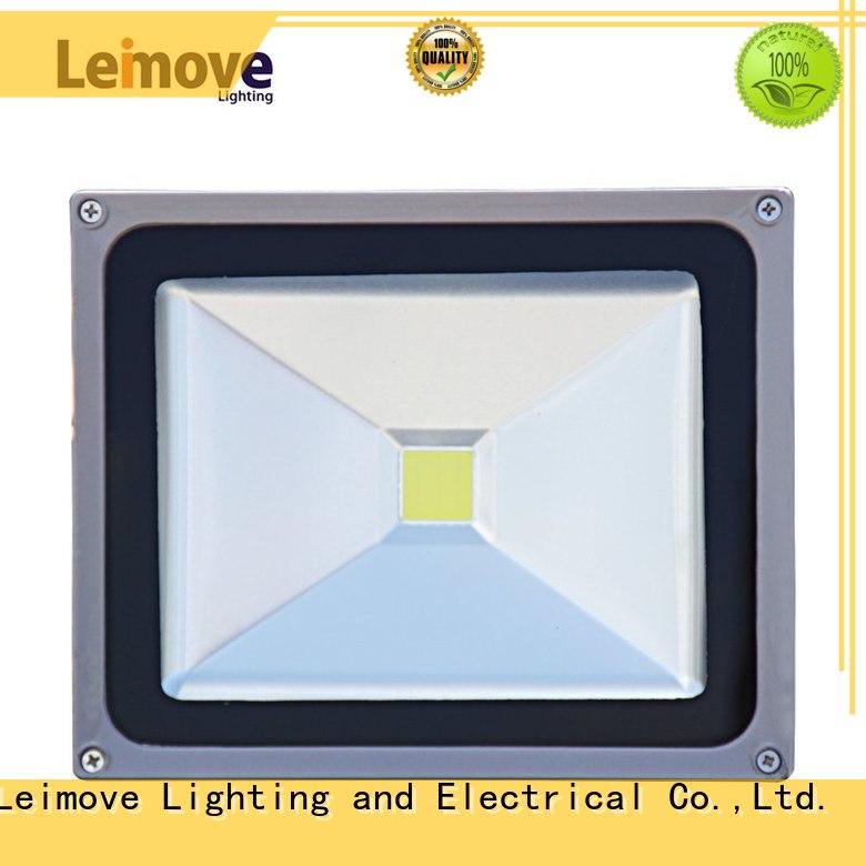 led cerohscqc Leimove Brand high quality outdoor led flood lights factory