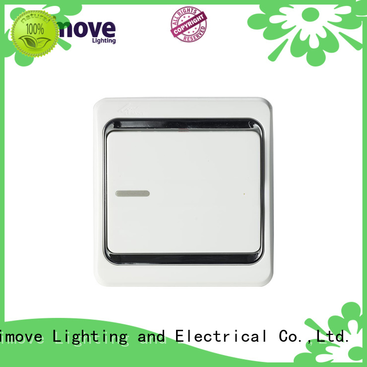 bell single light switch electrician sale Leimove Brand