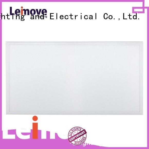 light mounted white led panel light Leimove