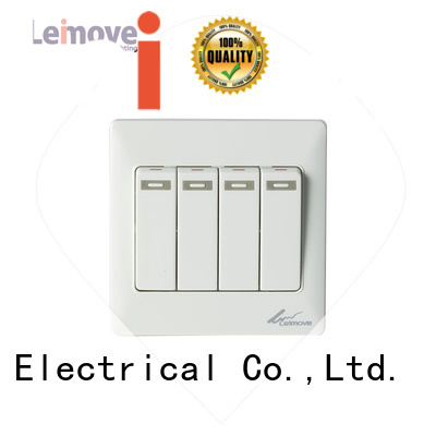 bell Custom electrical home electrical on off switch Leimove wall