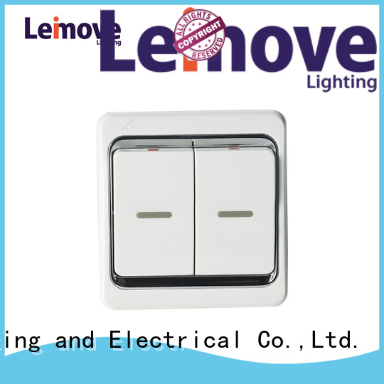 sale three switches and sockets way Leimove company