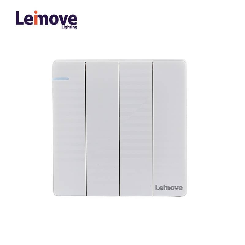 Lingmai H series feather white - LM4-1(H)