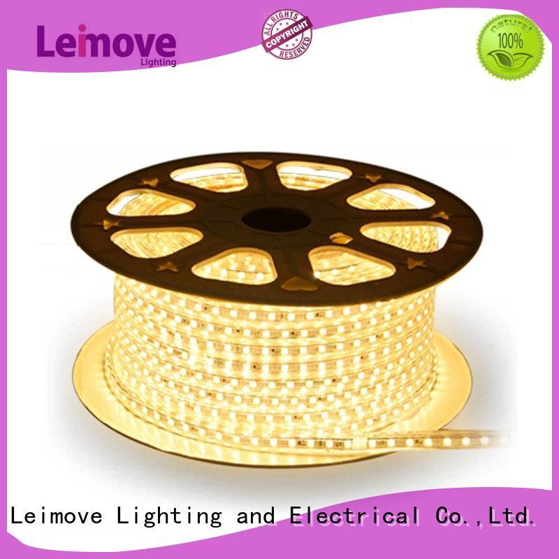 power round outdoor light battery led strip lights Leimove Brand