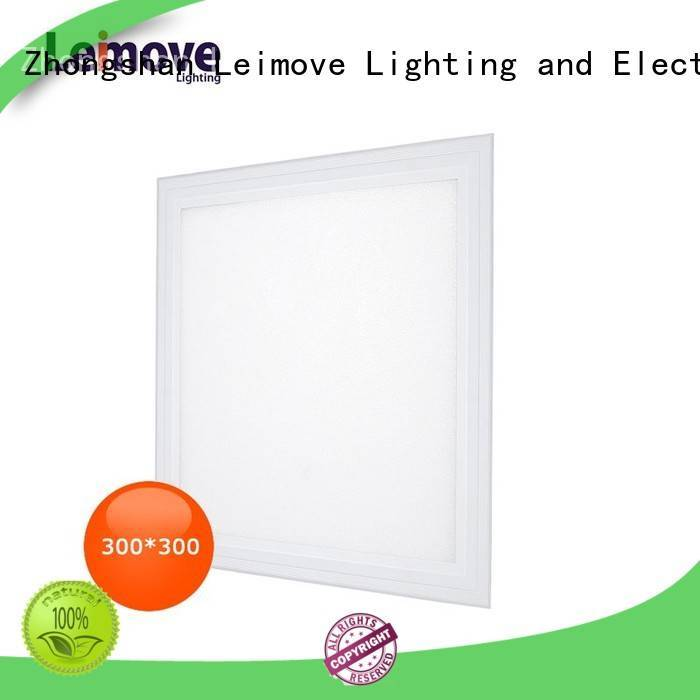 ul Custom dimmable led panel light light Leimove