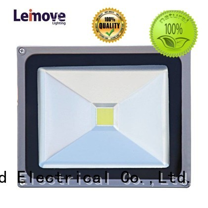 cerohscqc Custom light dimmable led flood lights led Leimove