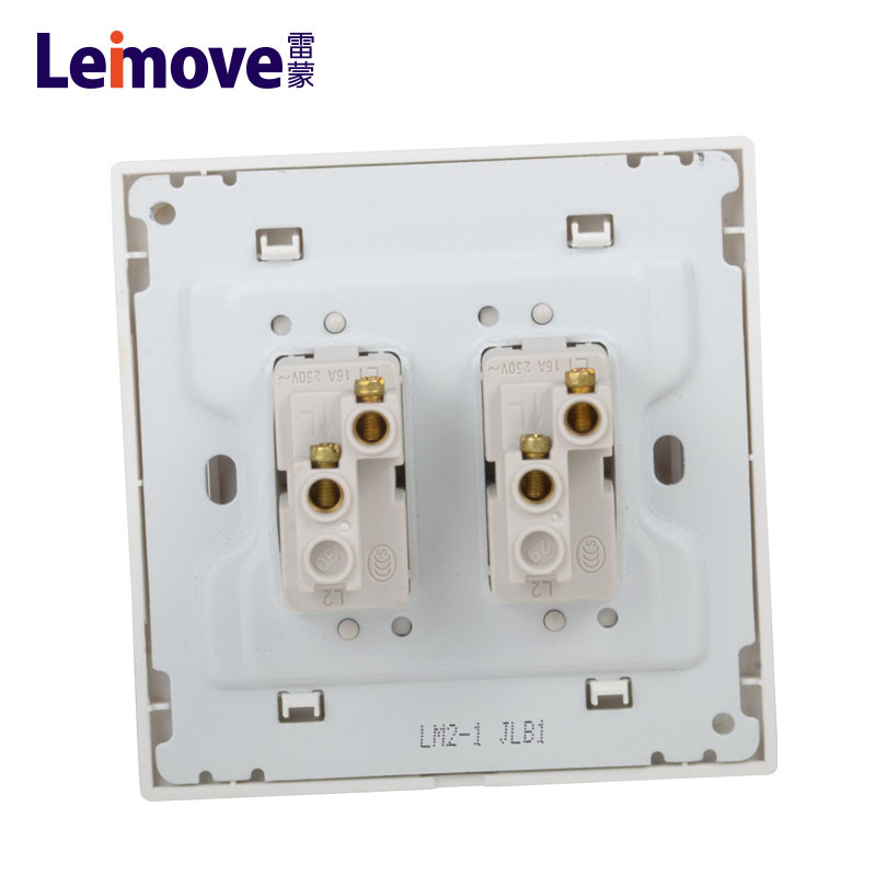 Single connection switch of two stilts LM2-1-HUI(Z)