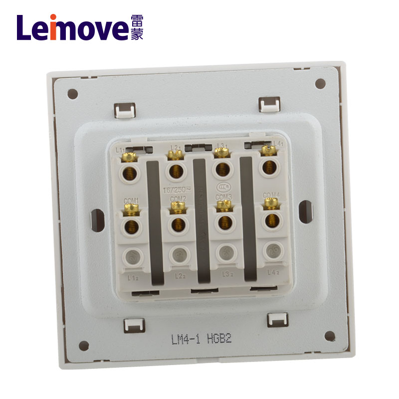 Four giant stilts single-link switches LM4-1-HUI(Z)