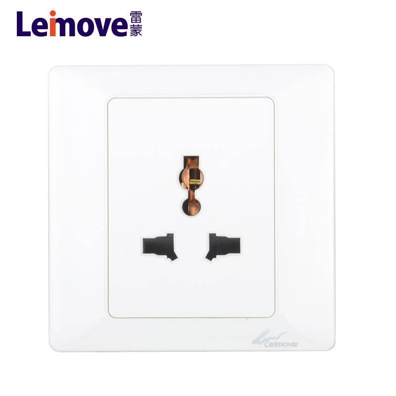Level 3 multi-function socket
