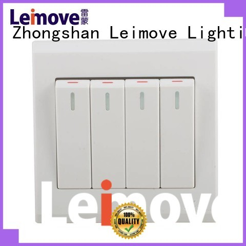 Leimove Brand electrical switches online