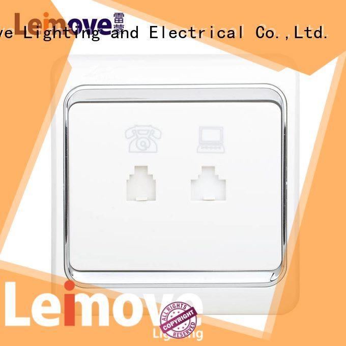 wall power socket Leimove Brand