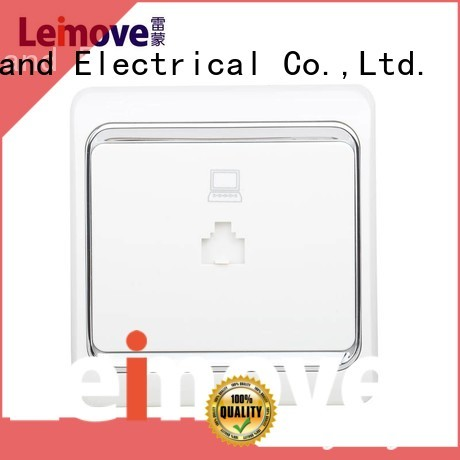 Leimove Brand china electric socket manufacture
