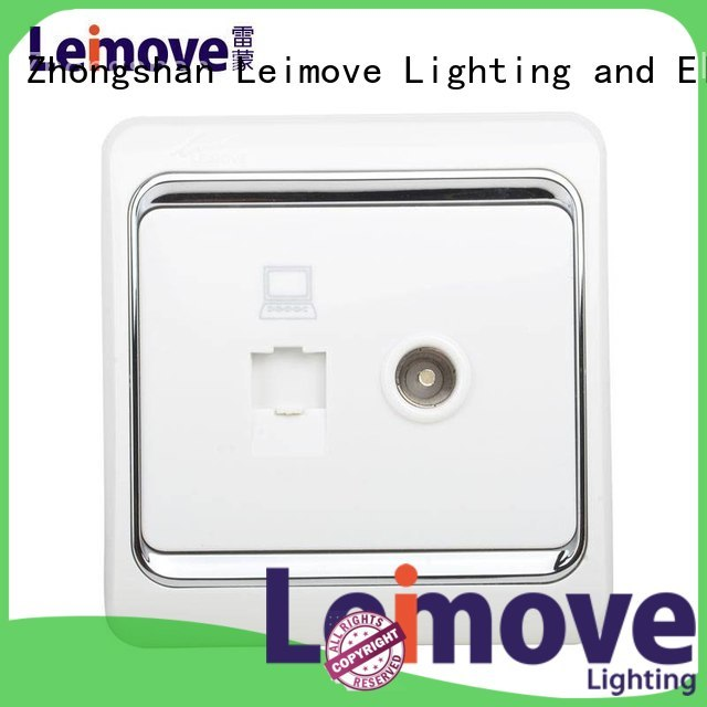 Hot china electric socket Leimove Brand