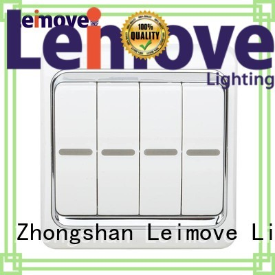 gang switch switches and sockets Leimove Brand
